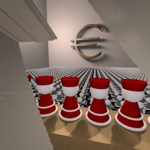Ein schwarzer Tag für den Euro