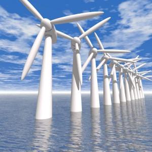 Offshore-Windpark vor Lummerland